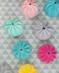 All Origami Lamps