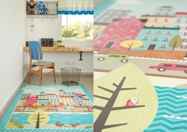 linoleum kitchen mats - urban